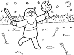 Abraham let lot choice first. Abraham Rescues Lot Coloring Pages