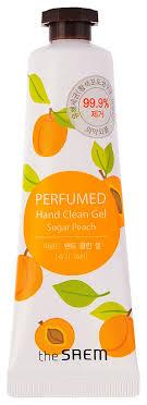 Купить <b>крем</b>-гель для <b>рук perfumed</b> hand clean gel sugar peach ...