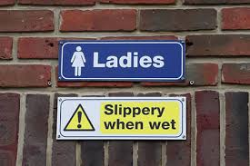 Image result for slippery when wet cartoons