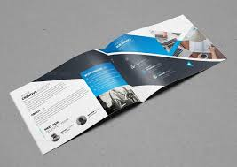 Ebrochure Template Creative Business Landscape Brochure Template 0006014