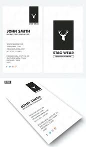 Free Vertical Business Card Template Word Onedaystartsnow Co