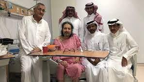 توقّف قلب خالد سامي 4 مرّات وعودته إلى الحياة