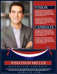 Political Flyer Template - April.onthemarch.co