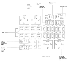 ford f 250 fuse diagram 2005 ford f 250 fuse box 2005 wiring diagrams online