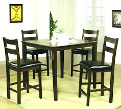 Dining Room Remodel Gorgeous 48 piece pub dining set pub style dining table best sets room small