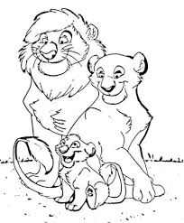 Small Picture Lion Cub Coloring Pages aecostnet aecostnet