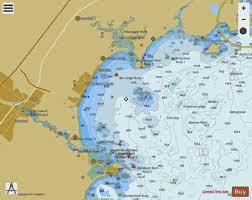 Saco Bay And Vicinity Me Marine Chart Us13287_p2054
