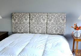 Making Headboards 20 Ideas For Making Your Own Headboard Ideas