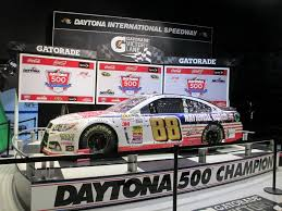 Track Tour of the Daytona International Speedway – Deano In America