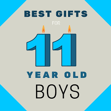 best gifts to 11 year old boys cool birthday presents and gifts for