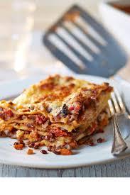 Classic Lasagne 52 Best Meatless Monday Recipes Tesco Images On Pinterest