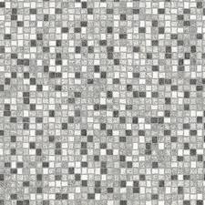 Black And White Flooring Mosaic Vinyl Flooring Ebay