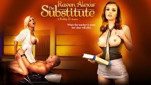 Raven Alexis The Substitute Movie Trailer Digital Playground