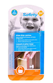 Safety 1st Cabinet Lock Amazoncom Safety 1st Cabinet And Drawer Latches 7 Count