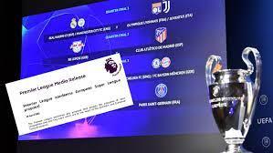 European Super League: UEFA slam Super League plans and threaten sanctions  for clubs and players