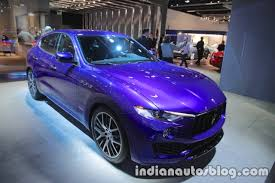 2018 maserati levante. plain 2018 2018 maserati levante at iaa 2017 with maserati levante z