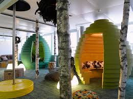 amazing office spaces. view in gallery hivestyle google cubicles amazing office spaces