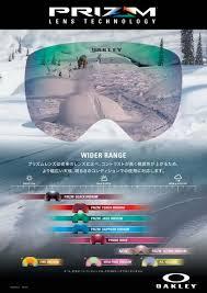 Anyone Uses The New Oakley Prism Lenses Snowheads Ski Forum