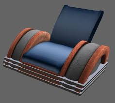 1000 images about art moderne on pinterest art deco club chairs and liquor cabinet art deco office chair