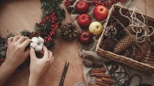 Weihnachtsdeko Basteln Einfache Ideen Zu Christbaumschmuck
