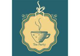 vintage tea cup vector. Simple Vector Sketched Tea Cup Vector Background Throughout Vintage