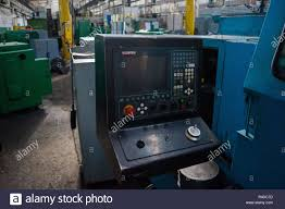 Machine Control Panel Design Machine Control Panel Cnc Machines Industrial Machine Old
