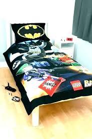 batman bedding twin comforter queen set king size kids duvet cover quilt city sheet