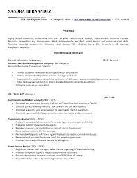 Commercial Finance Manager Sample Resume Simple Hernandez S Resume October 48 48
