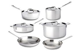tri ply cookware. Delighful Cookware AllClad TriPly Stainless Cookware Sets On Tri Ply P