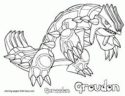 Small Picture How to Color pokemon coloring pages coloring for kids pokemon 4