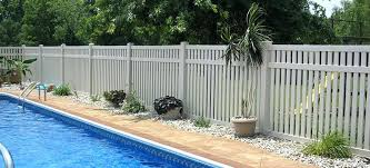 pool privacy fence ideas vinyl pool fence vinyl semi privacy fencing from vinyl fence pertaining to pool privacy