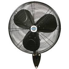 oscillating wall mount fan 16 with oscillating wall mount fan