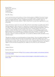 100 Cover Letter Sample For Hr Job Cover Letter Sample