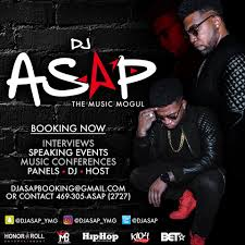 Image result for dj asap dallas