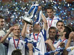 Euro 2004: When Greece shocked the world and left Cristiano Ronaldo in  tears