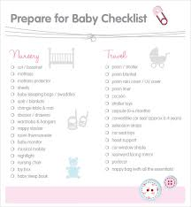 Baby Room Checklist Interesting Decorating Design