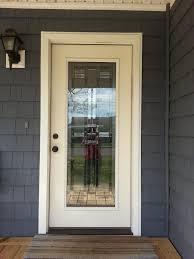 masterful glass panel front doors front doors beautiful wooden and glass front door wooden