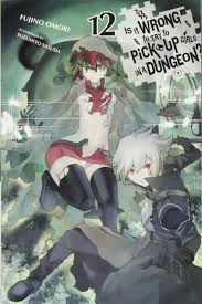 Durarara Light Novel Amazon Is It Wrong To Try To Pick Up Girls In A Dungeon Vol 12