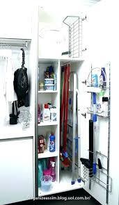 broom closet organizer broom closet organizer r broom closet storage ideas