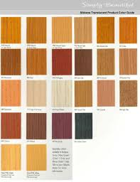 Pine Wood Stain Colors | houseofdesign.info