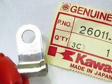 kz1000 wiring kawasaki kz1000 a oem starter wire lead 26011 1047 kz1000 c police 1977
