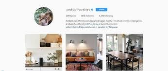 Top Interior Designers on Social Media