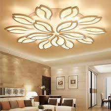 bedroom bedroom ceiling lighting ideas choosing. Modern LED Ceiling Lamp Lotus Flower Pendant Lighting For Bedroom Living Room. Choose How Many Ideas Choosing