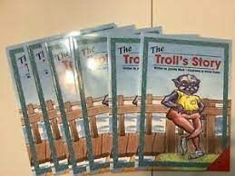 Reading Safari Book THE TROLL'S STORY by Juliette Mack - Lot of 6  9781586530938 | eBay