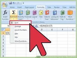 image titled use summation formulas in microsoft excel step 3