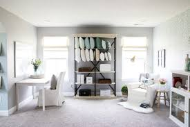 organizing home office. She Explains Her Exact Process For Organizing And Decorating This Gorgeous Home Office To Make It Y