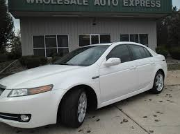 acura tlx 2008 interior. 2008 acura tl for sale at wholesale auto express in columbus ms tlx interior