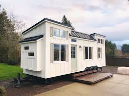 tiny house companies. Beautiful Tiny The Recently Completed Coastal Craftsman From The Oregonbased Handcrafted  Is Now For Sale And And Tiny House Companies G