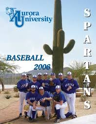 BASEBALL 2006 BASEBALL 2006 - Aurora University