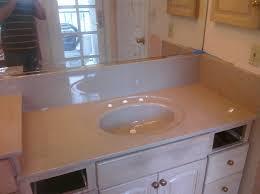 pkb reglazing cultured marble countertop sink combo reglazed moonstone speckled